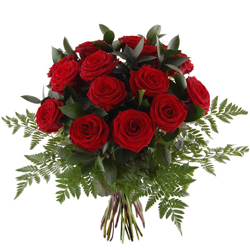 Bukiet czerwone róże Telekwiaciarnia